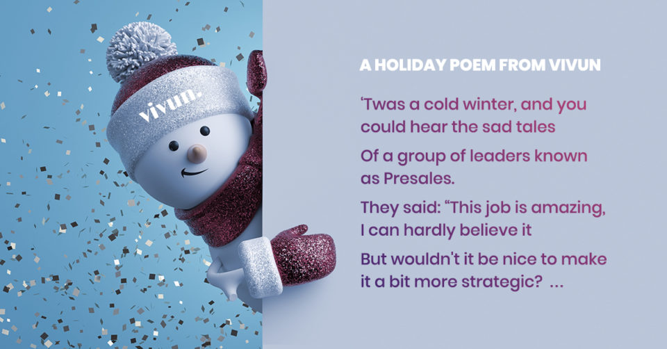 A Holiday Poem from Vivun