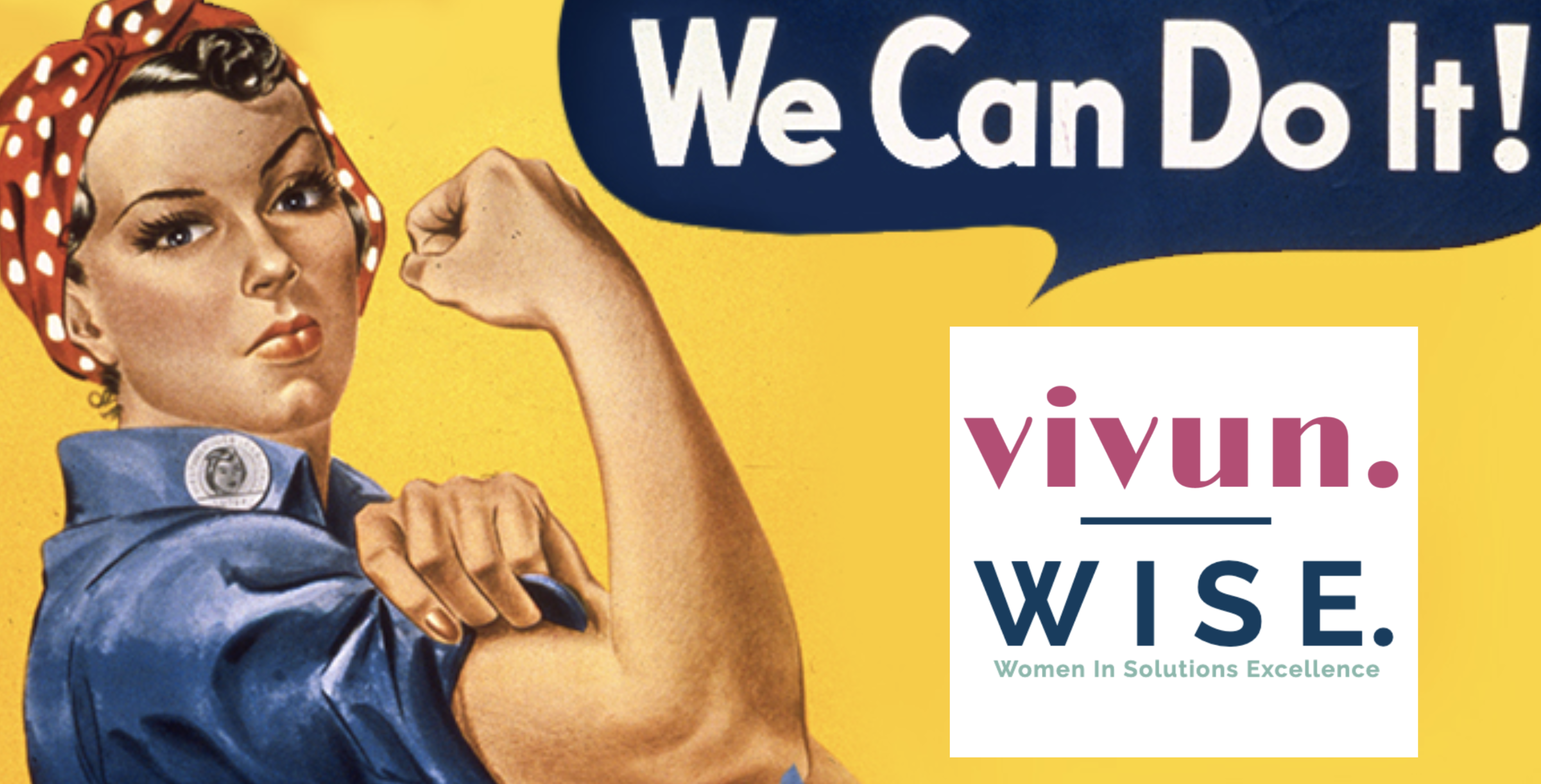 Vivun is committed to Bolstering Women in Solution Excellence