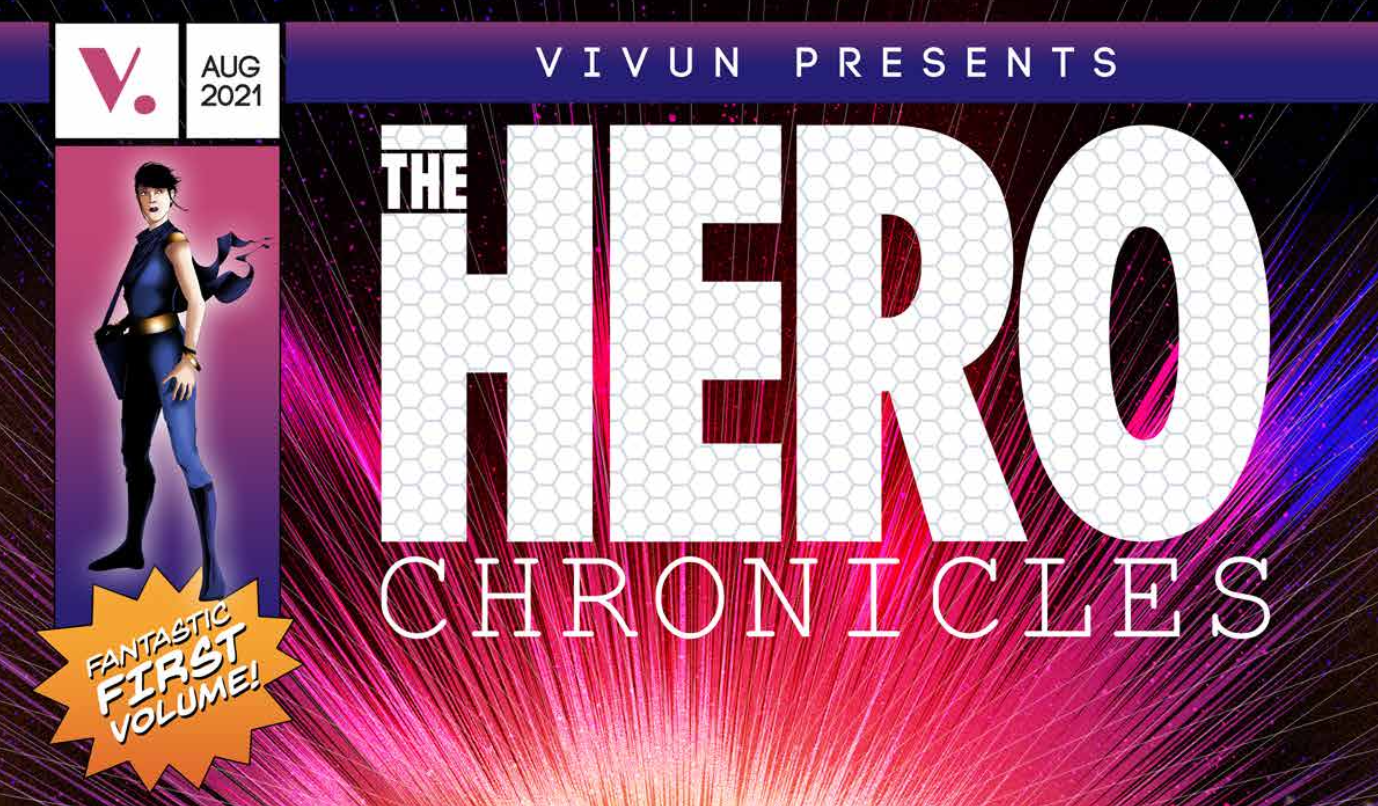 Dive into the World of the Hero Chronicles: Volume 1